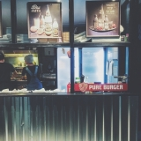 Pure Burger _ Restaurant